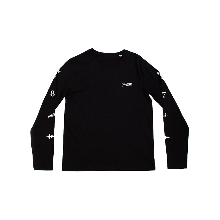 Xpression Longsleeve Black